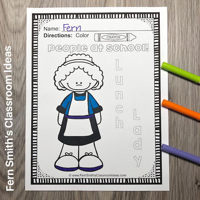 Click Here to Grab This Back to School Coloring Pages Resource!