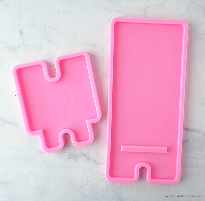 Phone Stand Silicone Mold