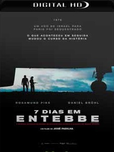 7 Dias em Entebbe Torrent (2018) Dual Áudio BluRay 720p | 1080p – Download