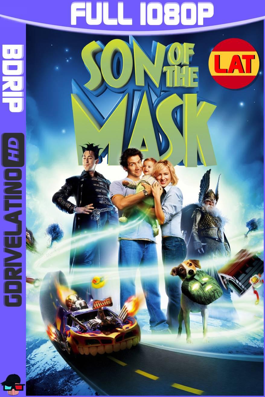 El Hijo de la Máscara (2005) BDRip 1080p Latino-Ingles MKV