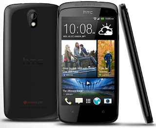 Gambar HTC Desire 500 Android Jelly Bean Quad Core Layar 4.3 inch