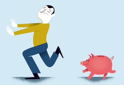 Hacerte pobre en 7 pasos fáciles