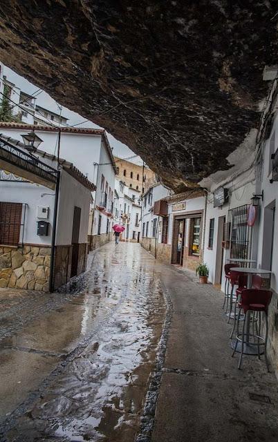 Setenil de las Bodegas, Tây Ban Nha