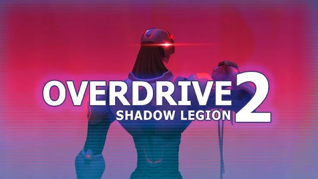 5. Overdrive II: Epic Battle Stickman - Shadow Game