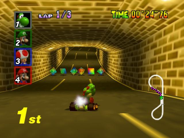 Mario Kart 64 For Pc | Pc Games And Softwares