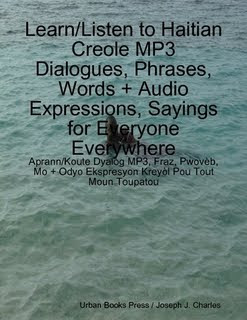 Learn And Listen To Free Haitian Creole Ebook Audio: Learn-Listen-to