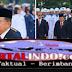 Wakil Presiden RI Jusuf Kalla Peringati Hari Pahlawan TMP Kalibata,Bertindak Sebagai Inspektur Upacara