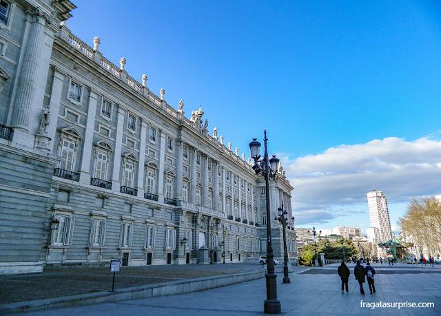 Palácio Real, Madri
