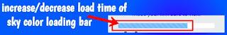 Edit loading or countdown timer of blogger url shortner script