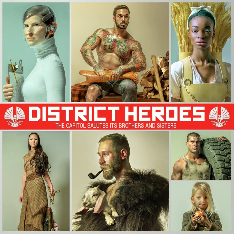 District Heroes