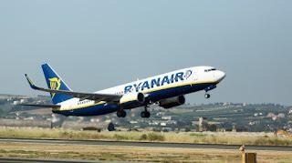 Ryanair, appello all'Ue contro la chiusura dei cieli europei