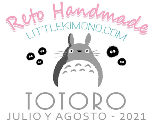 'Little Kimono' Reto Handmade