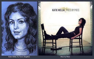 Katie Melua. Musician, Singer, Songwriter. Piece by Piece. by Travis Simpkins