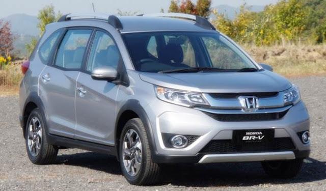 2016 Honda BRV Philippines