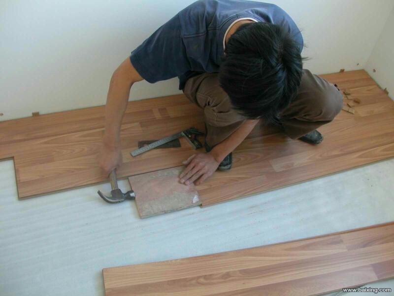 Tips memperbaiki Lantai  kayu  rusak versi central parquet