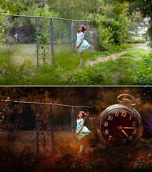 Amazing Images Before And After Photoshop