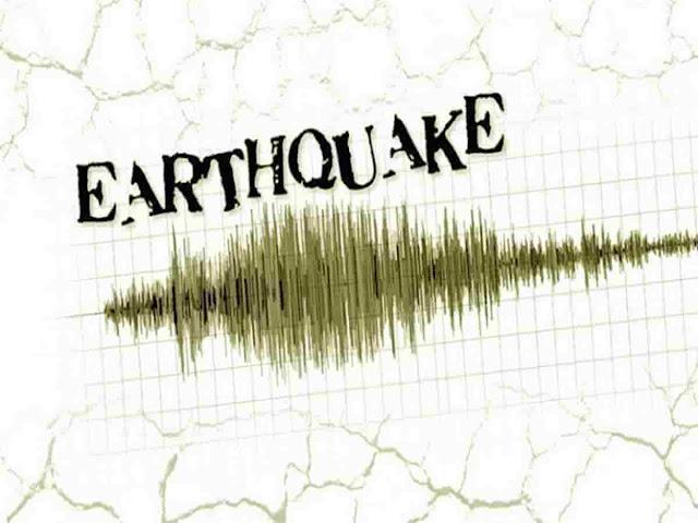 Earthquake hits Saudi Arabia and Iran