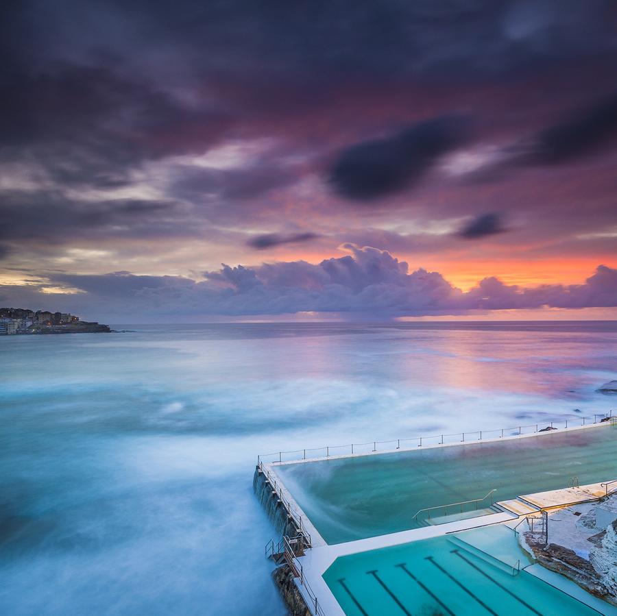 Bondi Icebergs by Destination NSW