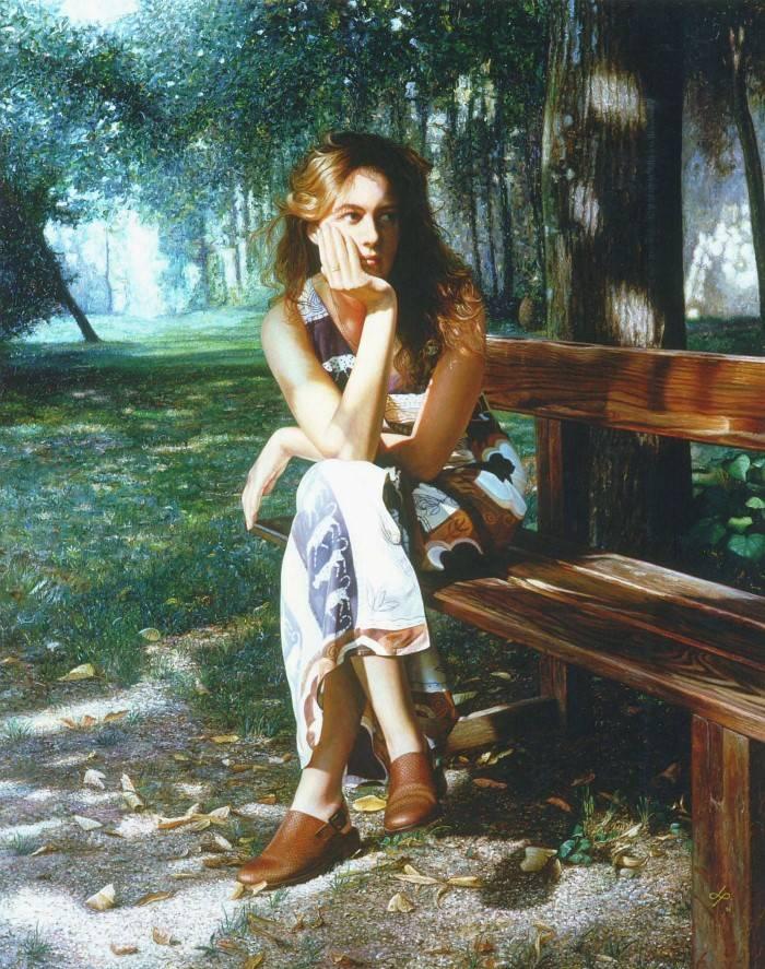 19 لوحة للرسام  Licio Passon