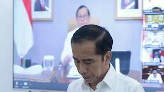 Jokowi Sebut Manajemen Data Covid-19 Sudah Diperbaiki