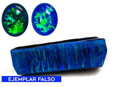 opalo sintetico imitacion | foro de minerales