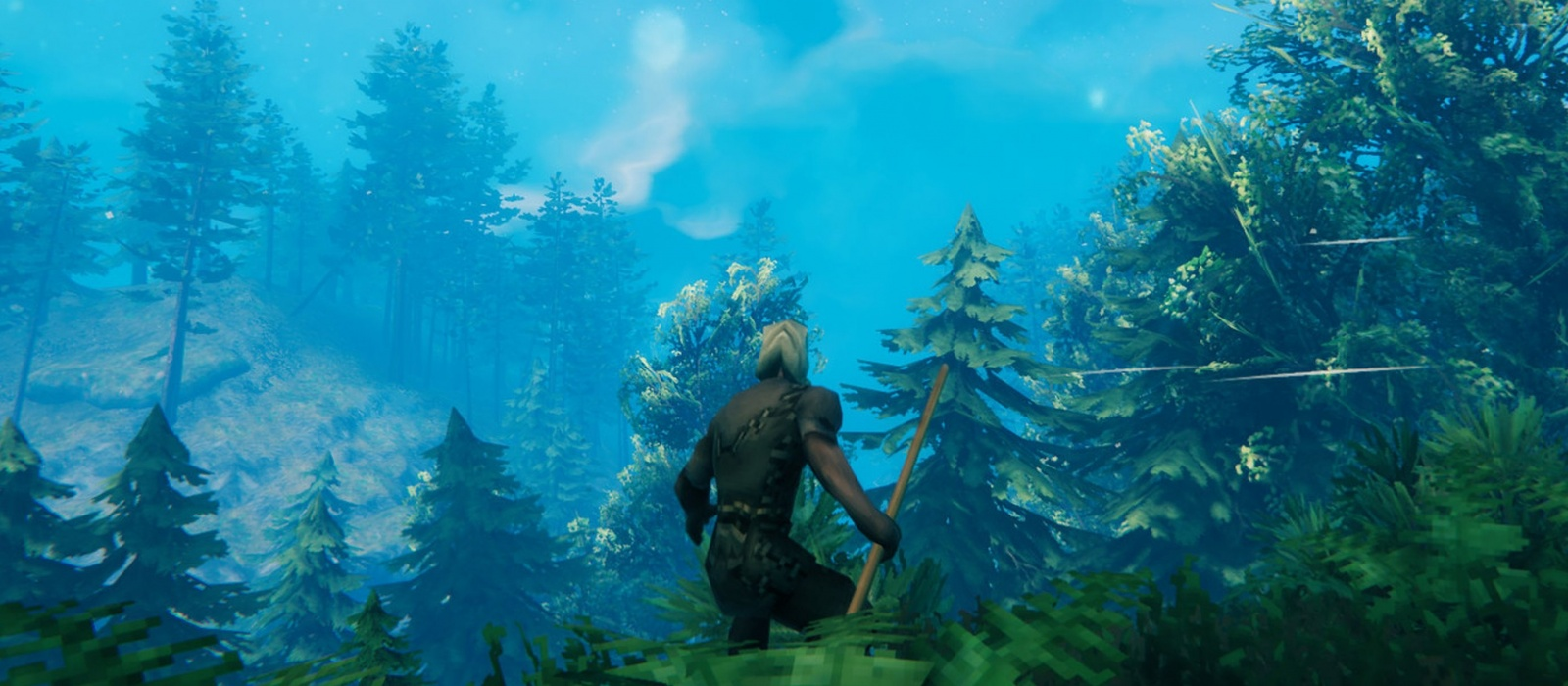 """How to use the map in Valheim. How to add and remove a label and use the """"ping"""" function"""