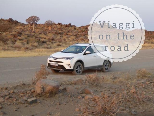 Perché preferisco viaggiare on the road: in namibia