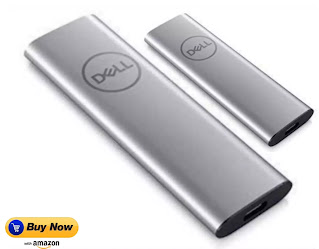 Dell portable external Ssd- Best external SSD in India