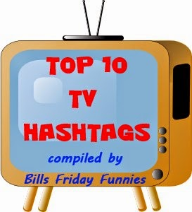 Top 10 TV Hashtags