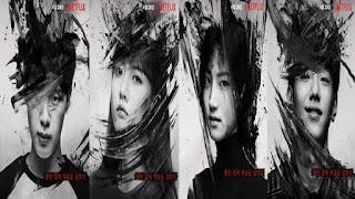 review series korea extra curricular