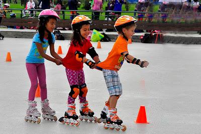 Resultado de imagen de patinaje niños