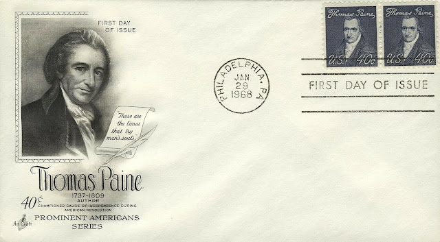 Thomas Paine, Political Activist FDC