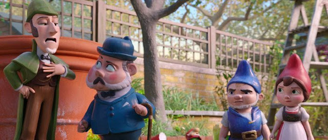 LOOK: Garden Gnome Characters of SHERLOCK GNOMES Ride the Iconic Pinoy Jeepney in Teaser Poster