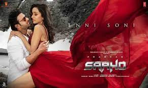 Enni Soni lyrics in English | Hindi | एन्नी सोणी | SAAHO