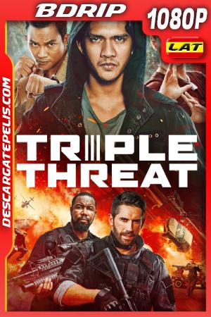 Triple Amenaza (2019) 1080P BDRIP Latino – Ingles