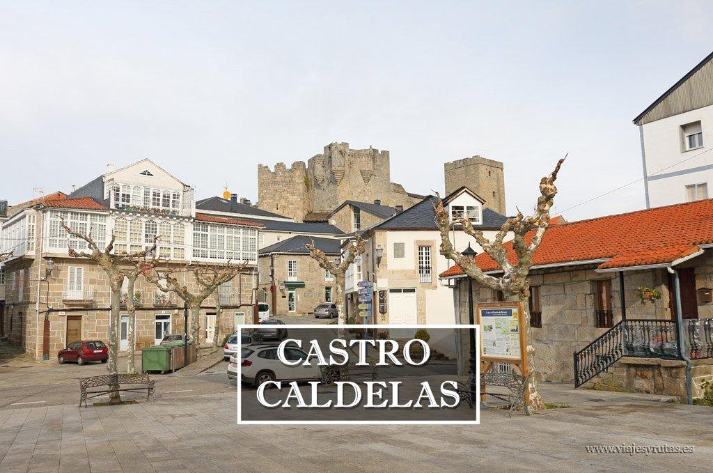 Castro Caldelas, en el corazón de la Ribeira Sacra