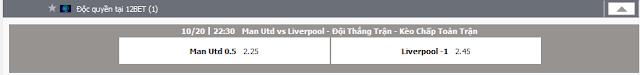 CHÚ Ý: Cược Đề Xuất Man Utd vs Liverpool 20/10 đã lên sóng Cuoc%2Bde%2Bxuat%2B20-10