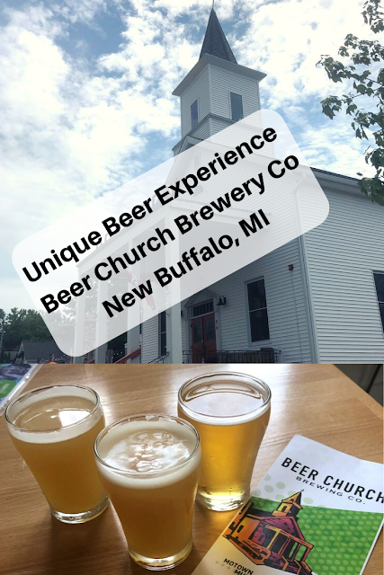 Unique Craft Beer Sampling Experience at Beer Church Brewing Co. in New Buffalo, Michigan