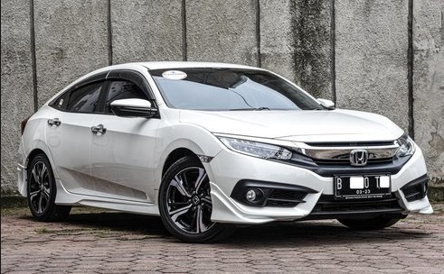 Pesona Honda Civic Turbo yang Irit dan Menarik