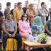 Polres Minsel Serukan Indonesia Damai Tolak Radikalisme di MPF 2019