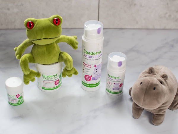 Giveaway: Epaderm Junior Bundle for Children's Eczema, Psoriasis and Dry Skin