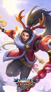 Zilong Christmas Carnival Rework Heroes Fighter Assassin of Skins