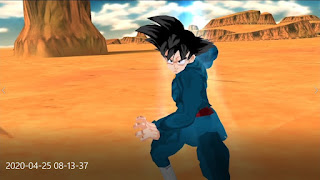 Full ISO (MOD) Dragon Ball Tenkaichi Tag Team / Menu Editado Para [Android  E PC] (PPSSPP)