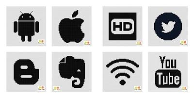 Cross,Stitch,icon,十字繡,杯墊,創意手作