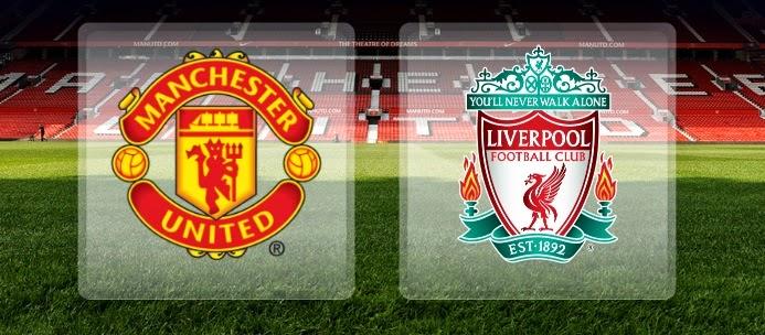 Hasil Liverpool vs MU Skor Akhir Liga Inggris Tadi Malam