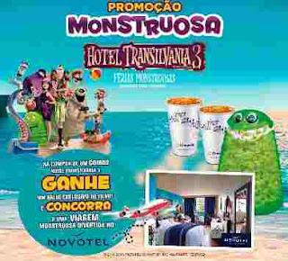 Cadastrar Promoção Cinépolis 2018 Monstruosa Viagem Hotel Transilvânia