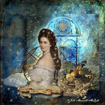 Starlight -  © Jill Marcott-McCall