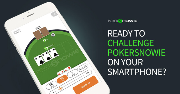 Best poker software pokersnowie mobile