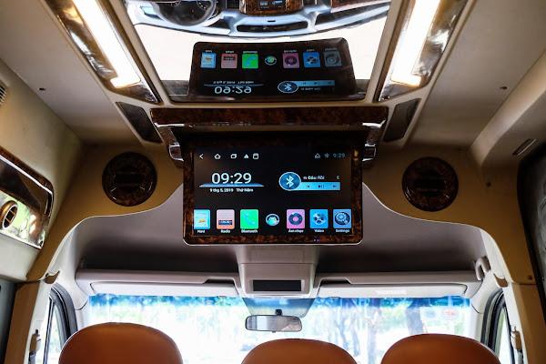 Huyndai Solati Limousine sx 2019 2