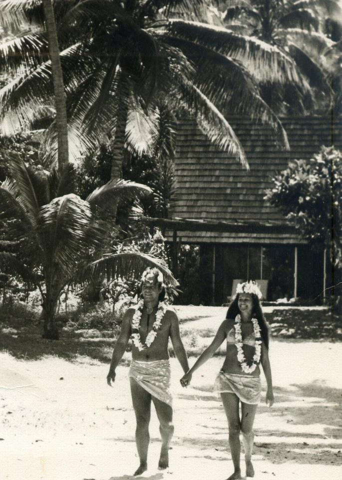 Searching For Paradise Vintage Photos Of Tahiti